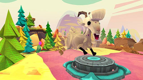 Danger Goat Android Game Image 1
