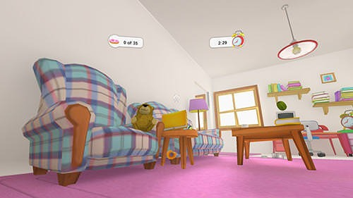 VRaccoon: Cardboard VR Game Android Game Image 2