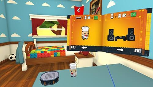 LEGO Brickheadz Builder VR Android Game Image 2