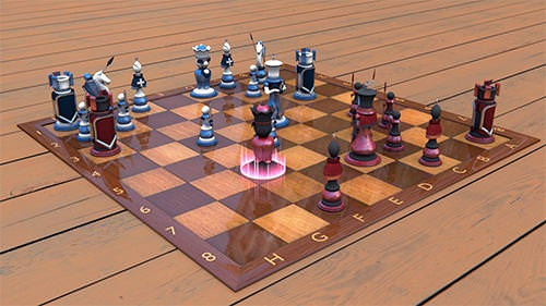 Download Free Android Game Chess App Pro - 8402 - MobileSMSPK net