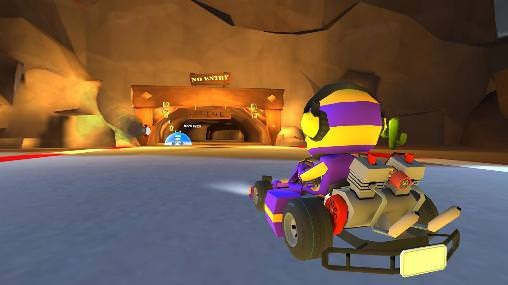 VR Karts: Sprint Android Game Image 1