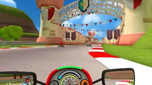 VR Karts: Sprint Android Game Image 2
