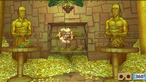 Hidden Temple: VR Adventure Android Game Image 1
