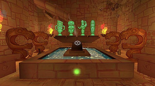 Hidden Temple: VR Adventure Android Game Image 2