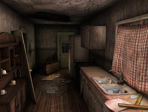 House Of Terror VR: Valerie's Revenge Android Game Image 1