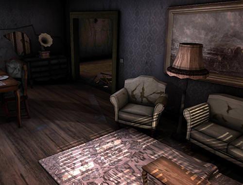 House Of Terror VR: Valerie's Revenge Android Game Image 2