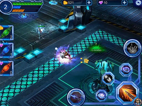 Eve Special Forces Android Game Image 1