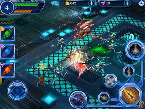 Eve Special Forces Android Game Image 2