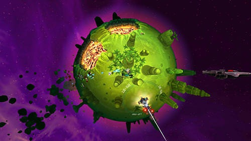 Battle Planet Android Game Image 2
