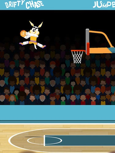 Mascot Dunks Android Game Image 2