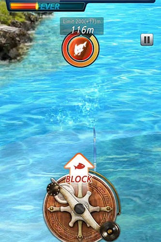 Download free fishing rivals hook and catch android for Fishing hook game