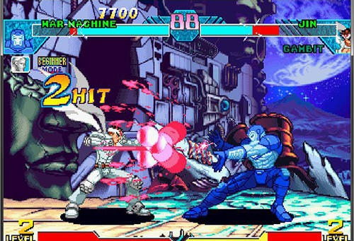 Download Free Android Game Marvel Vs  Capcom: Clash Of Super Heroes