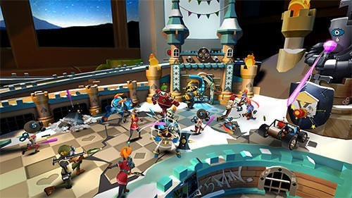 Toy Clash Android Game Image 1