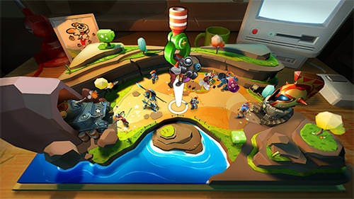 Toy Clash Android Game Image 2