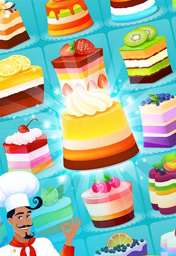 Fancy Cakes Android Mobile Phone Game Image 2