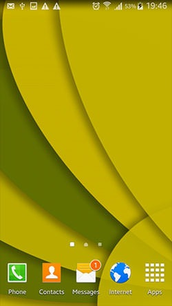 Chameleon Color Adapting Android Wallpaper Image 1
