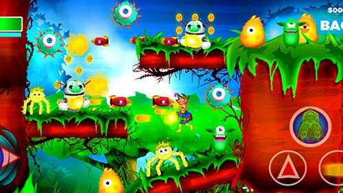 Download Free Android Game Adventure Quest Monster World - 8928