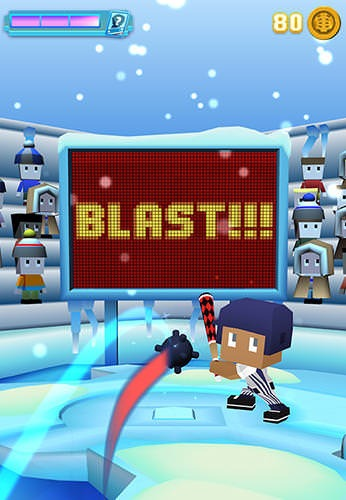 Blocky Baseball Android Game Image 1