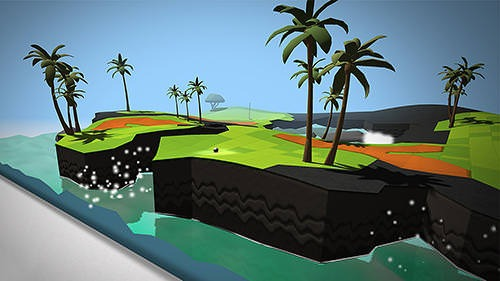 OK Golf Android Game Image 1