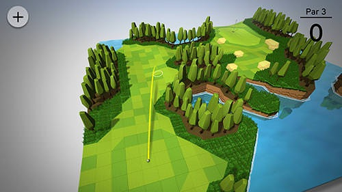 OK Golf Android Game Image 2