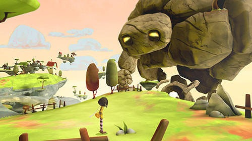 Lola And The Giant Android Game Image 2