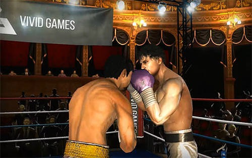 Real Boxing Manny Pacquiao Android Game Image 1