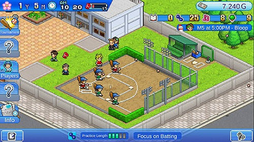 Home Run High Android Game Image 2
