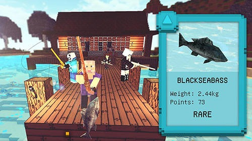 Fishing Craft Wild Exploration Android Game Image 1
