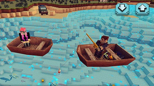 Fishing Craft Wild Exploration Android Game Image 2