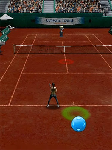 Ultimate Tennis: Revolution Android Game Image 2