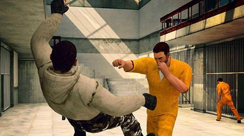 Survival: Prison Escape V2. Night Before Dawn Android Game Image 2