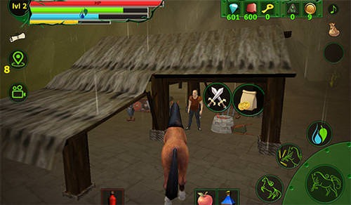 Download Free Android Game Horse Simulator: Goat Quest 3D  Animals