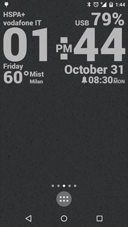 Kustom Android Wallpaper Image 1