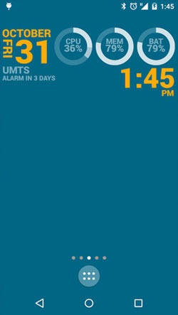 Kustom Android Wallpaper Image 2