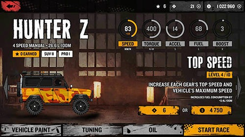 Xtreme Offroad Racing Rally 2 Android Game Image 1