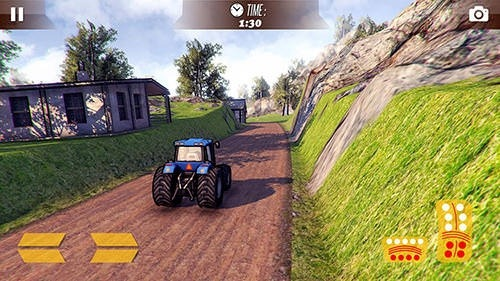 Farm Tractor Simulator 2017 Android Mobile Phone Game Image 1