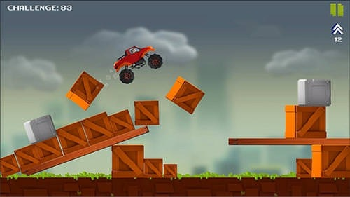 Master Rider Android Mobile Phone Game Image 1