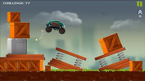 Master Rider Android Mobile Phone Game Image 2