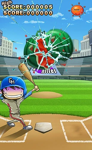 Pinch Hitter: 2nd Season Android Game Image 2