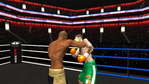 Boxing: Fighting Clash Android Mobile Phone Game Image 1