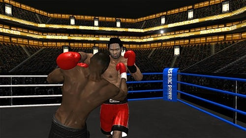 Boxing: Fighting Clash Android Mobile Phone Game Image 2