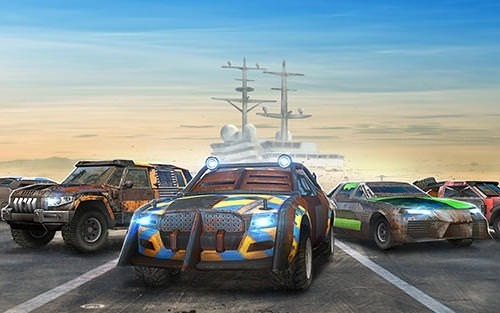 Drag Rivals 3D: Fast Cars And Street Battle Racing Android Game Image 1