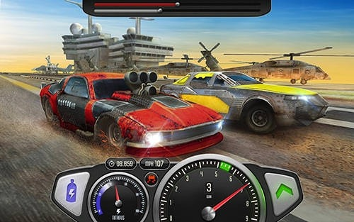 Drag Rivals 3D: Fast Cars And Street Battle Racing Android Game Image 2