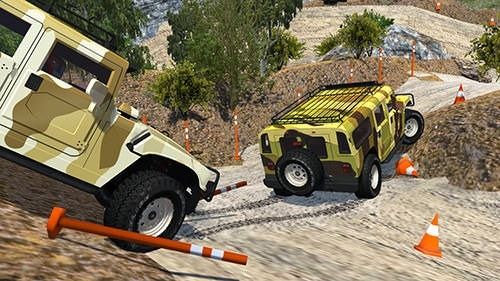 Offroad Car H Android Mobile Phone Game Image 2