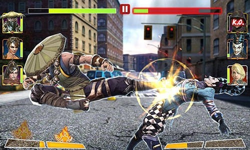 Champion Fight 3D Android Mobile Phone Game Image 2