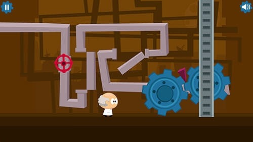 Mini Scientist Android Mobile Phone Game Image 1
