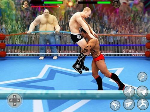 World Tag Team Wrestling Revolution Championship Android Game Image 1