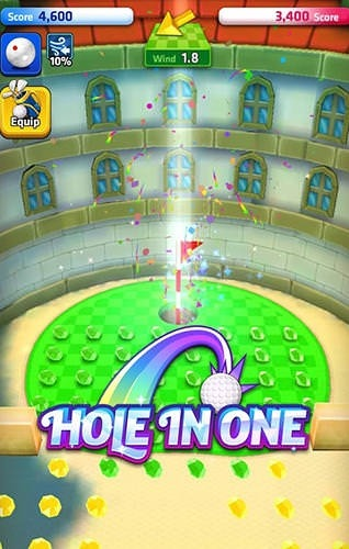 Mini Golf King: Multiplayer Game Android Game Image 1
