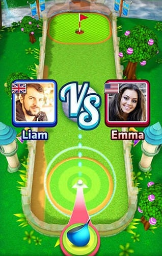 Mini Golf King: Multiplayer Game Android Game Image 2