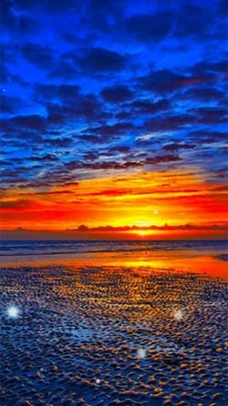 Sunrise Android Wallpaper Image 1